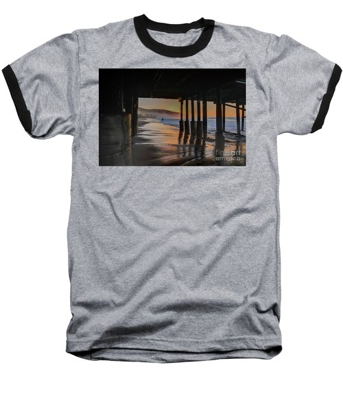 Malibu Color Baseball T-Shirt