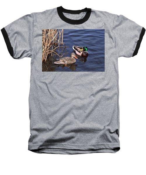 Mallard Mates Baseball T-Shirt