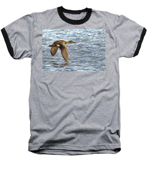 Mallardess Baseball T-Shirt