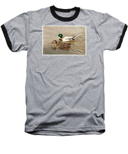 Mallards Baseball T-Shirt
