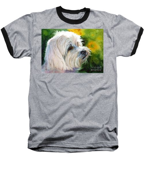 Maltese Baseball T-Shirt