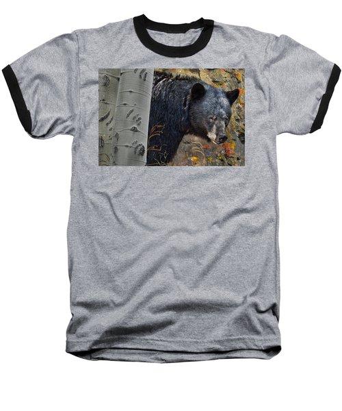 Mama Bear Baseball T-Shirt