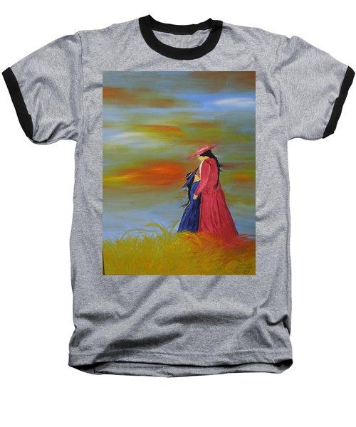 Mama's Love Baseball T-Shirt
