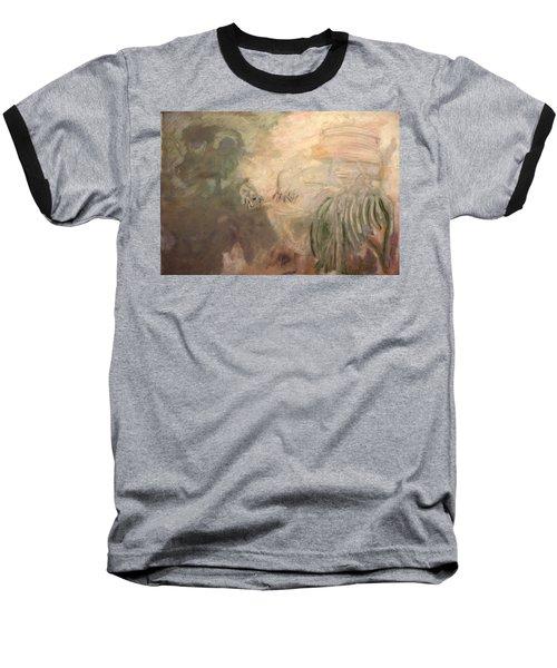 Man And Woman No. A Baseball T-Shirt