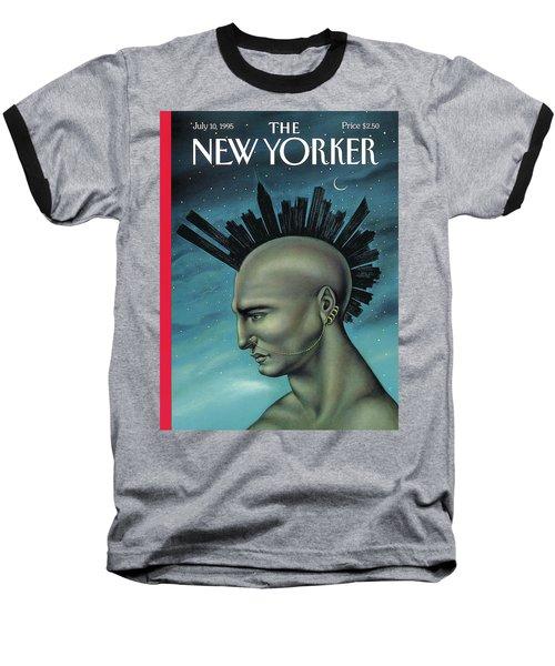 Mohawk Manhattan Baseball T-Shirt