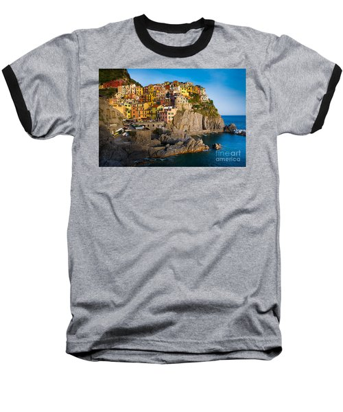 Manarola Baseball T-Shirt