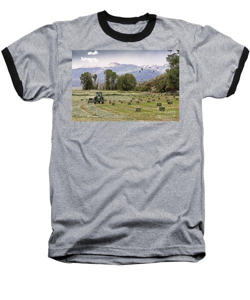 Mancos Colorado Landscape Baseball T-Shirt