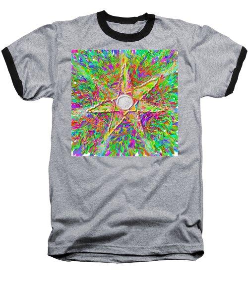 Mandala 1 22 2015 Baseball T-Shirt