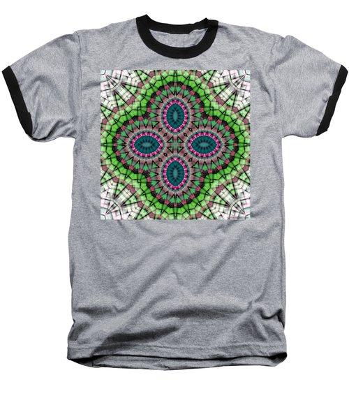 Mandala 111 Baseball T-Shirt