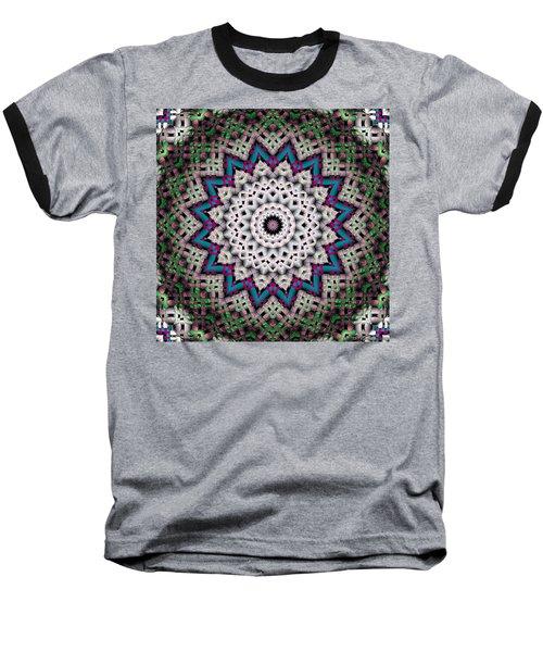 Mandala 37 Baseball T-Shirt