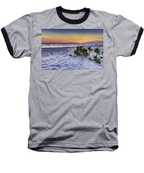 Mangrove On The Beach Baseball T-Shirt