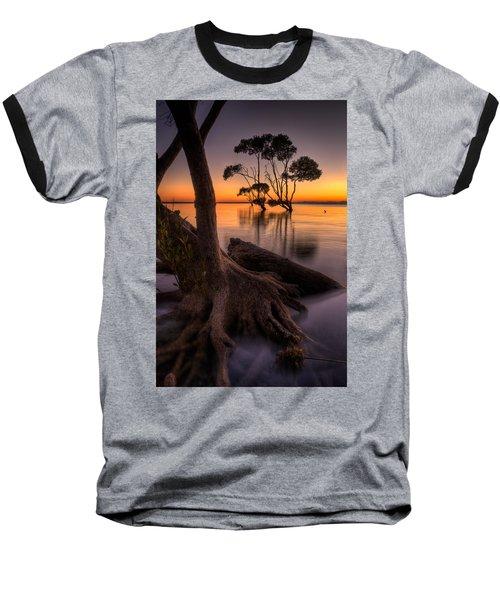 Mangroves Of Beachmere Baseball T-Shirt