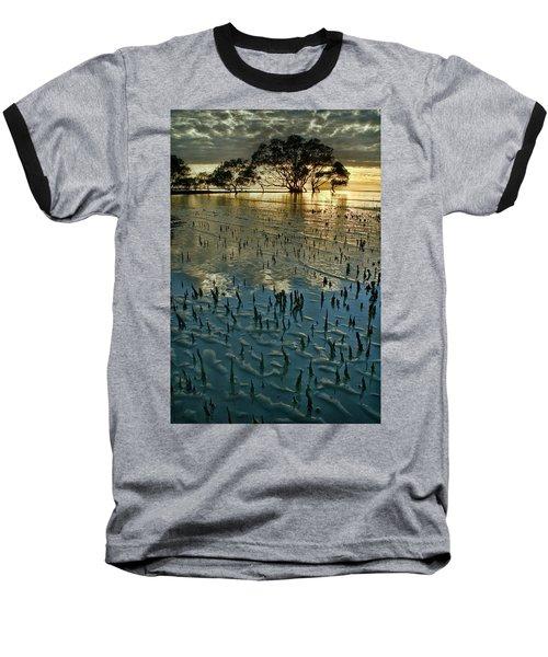 Mangroves Baseball T-Shirt