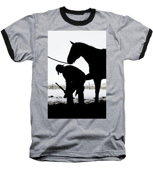 Manicure Baseball T-Shirt