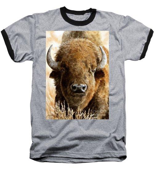 Manifest Destiny  Sold Baseball T-Shirt