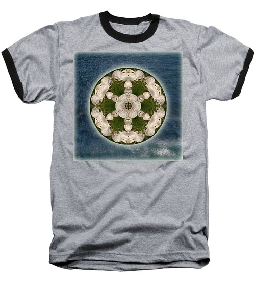 Manifesting Abundance Baseball T-Shirt