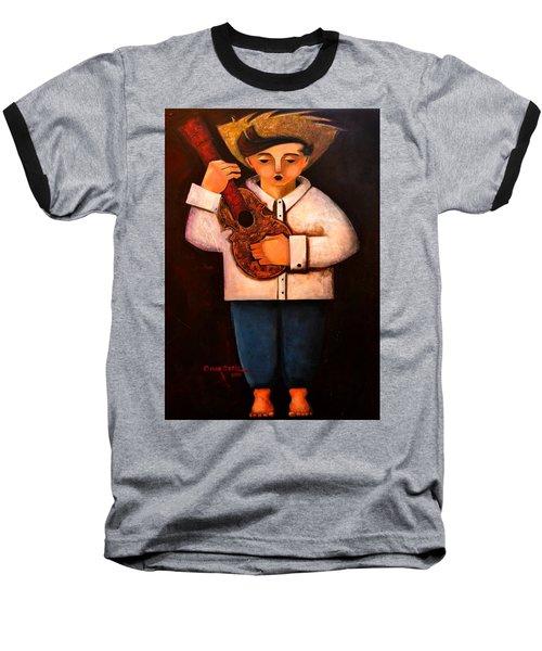 Manolito El Cuatrista 1942 Baseball T-Shirt