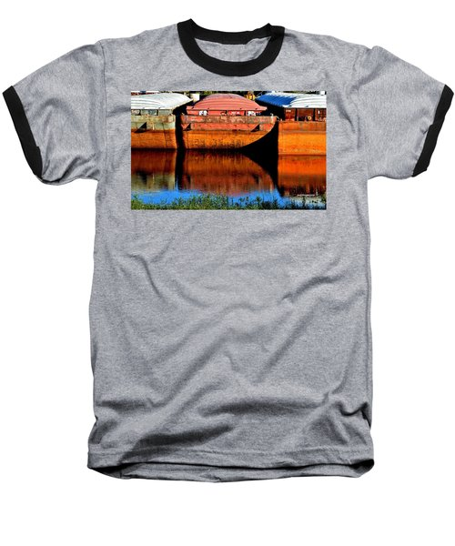 Many Miles Baseball T-Shirt