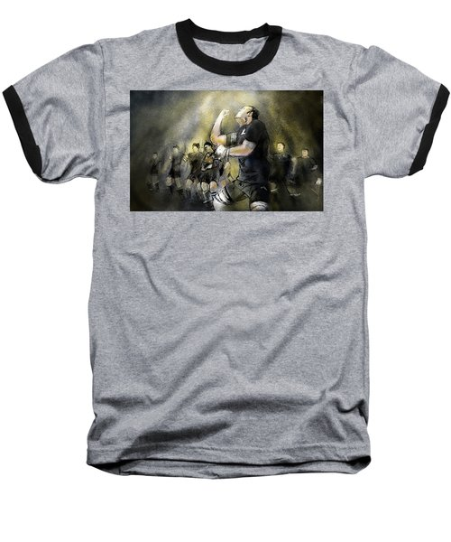 Maori Haka Baseball T-Shirt