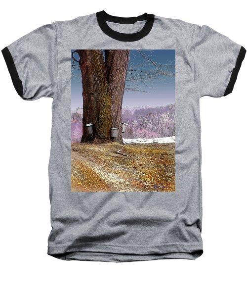 Maple Buckets Baseball T-Shirt