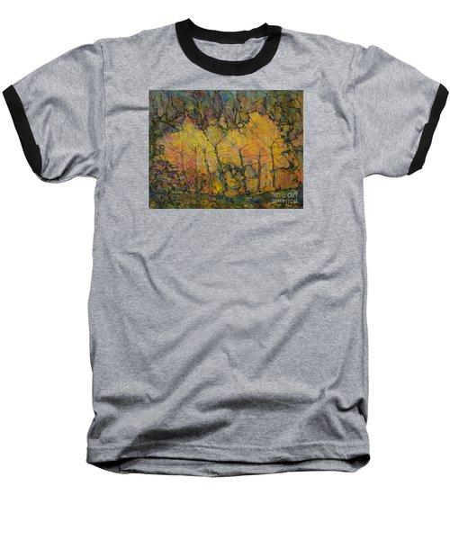Maples Baseball T-Shirt by Anna Yurasovsky