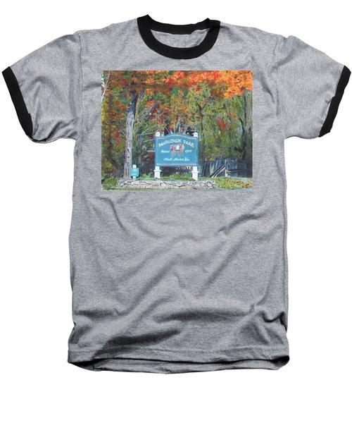 Marathon Park Baseball T-Shirt