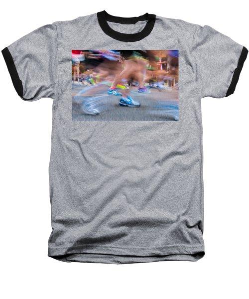 Marathon Baseball T-Shirt