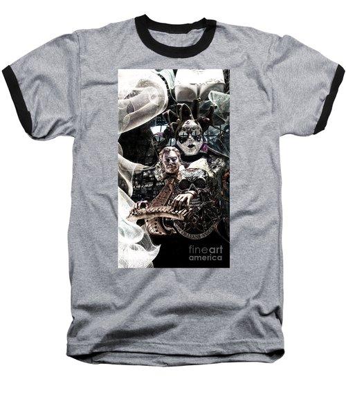 Mardi Gras Still Life 1 Baseball T-Shirt