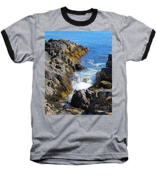Marginal Way Crevice Baseball T-Shirt