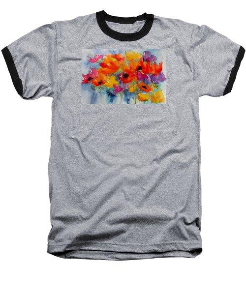 Marianne's Garden Baseball T-Shirt