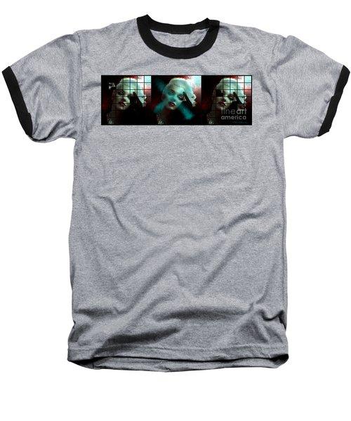 Marilyn 128 Tryp  Baseball T-Shirt
