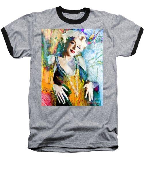Marilyn Monroe 126 E Baseball T-Shirt