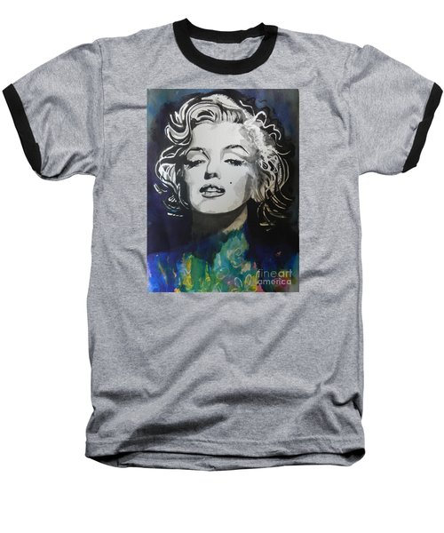 Marilyn Monroe..2 Baseball T-Shirt