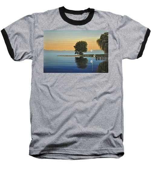 Marina Morning Baseball T-Shirt