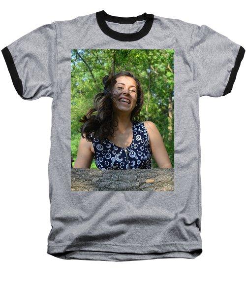 Marina Baseball T-Shirt