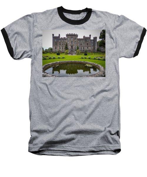 Markree Castle In Ireland's County Sligo Baseball T-Shirt