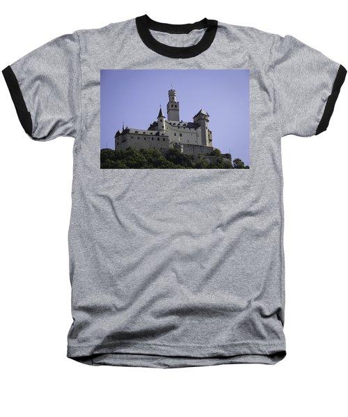 Marksburg Castle 18 Baseball T-Shirt