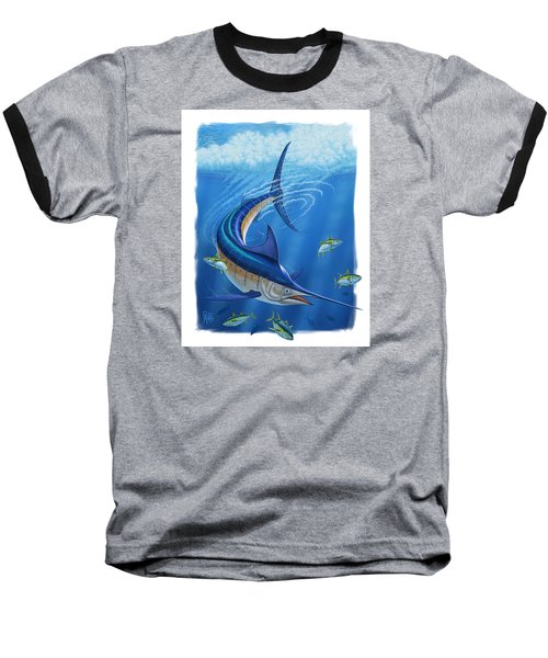 Marlin Baseball T-Shirt by Scott Ross
