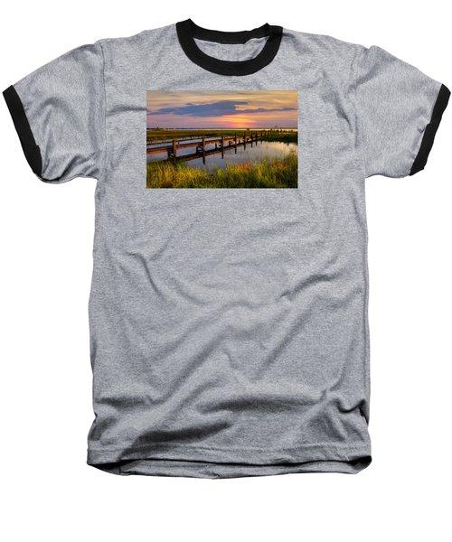 Marsh Harbor Baseball T-Shirt