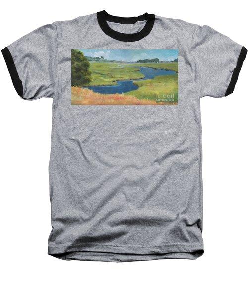 Marshes Baseball T-Shirt