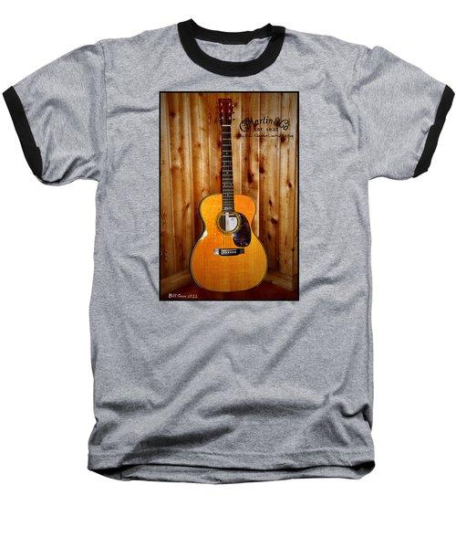 Martin Guitar - The Eric Clapton Limited Edition Baseball T-Shirt