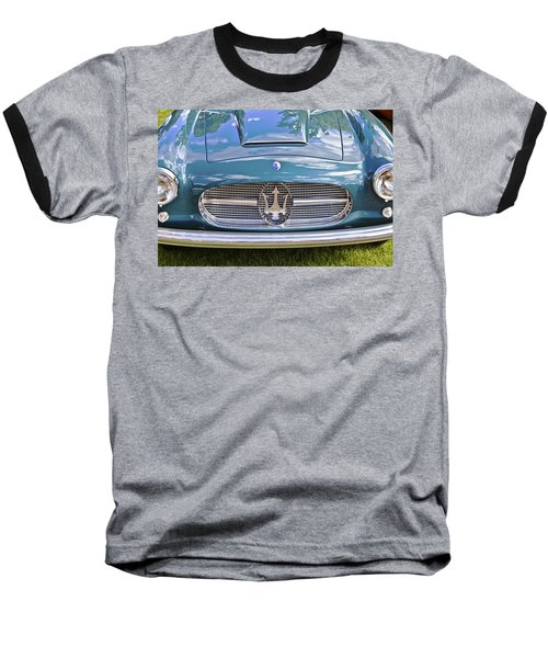 Maserati A6g 54 2000 Zagato Spyder 1955 Baseball T-Shirt