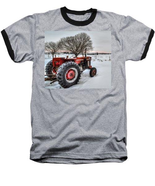 Massey Ferguson 165 Baseball T-Shirt