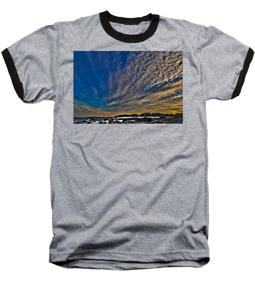 Masterpiece By Nature Baseball T-Shirt