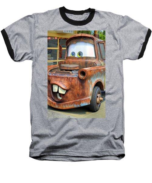 Mater Baseball T-Shirt