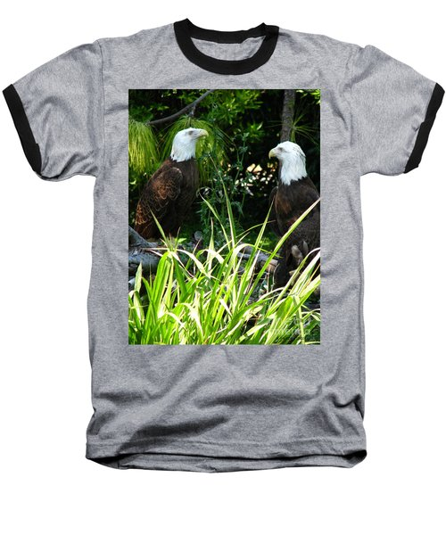 Baseball T-Shirt featuring the photograph Mates by Greg Patzer