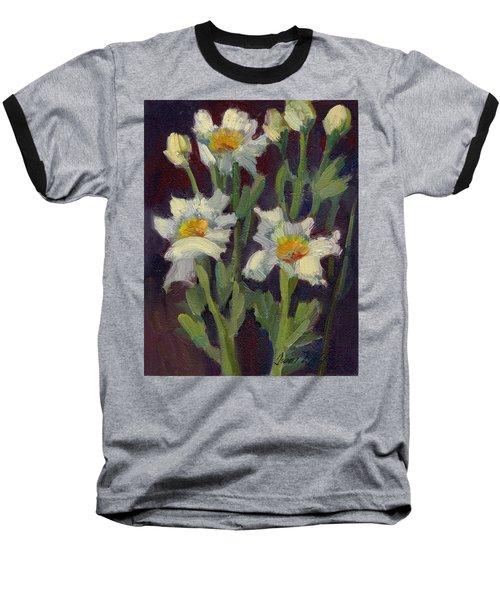 Matilija Poppies Baseball T-Shirt