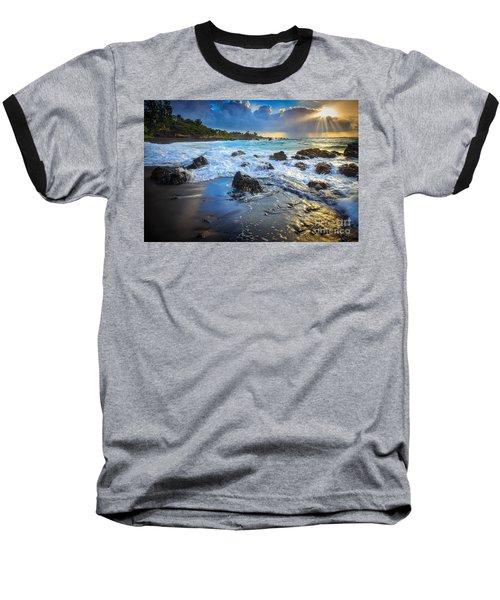 Maui Dawn Baseball T-Shirt
