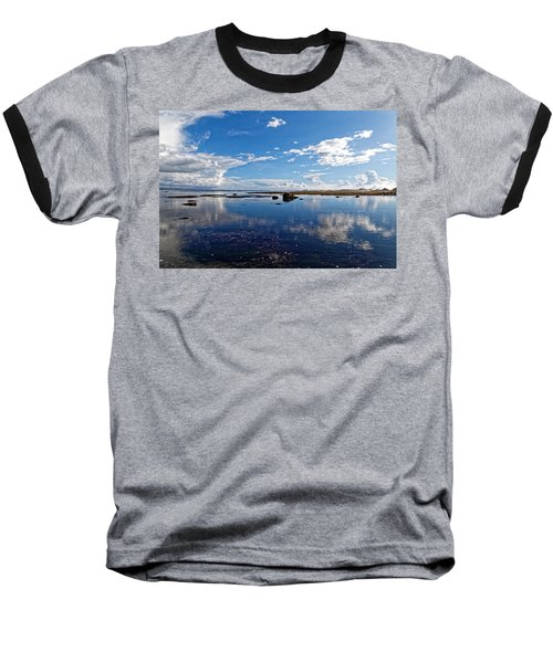 Mavericks Beach Baseball T-Shirt