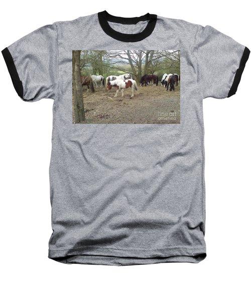 May Hill Ponies 2 Baseball T-Shirt